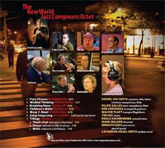 Daniel Ian Smith, Breaking News New World Jazz Composers Octet